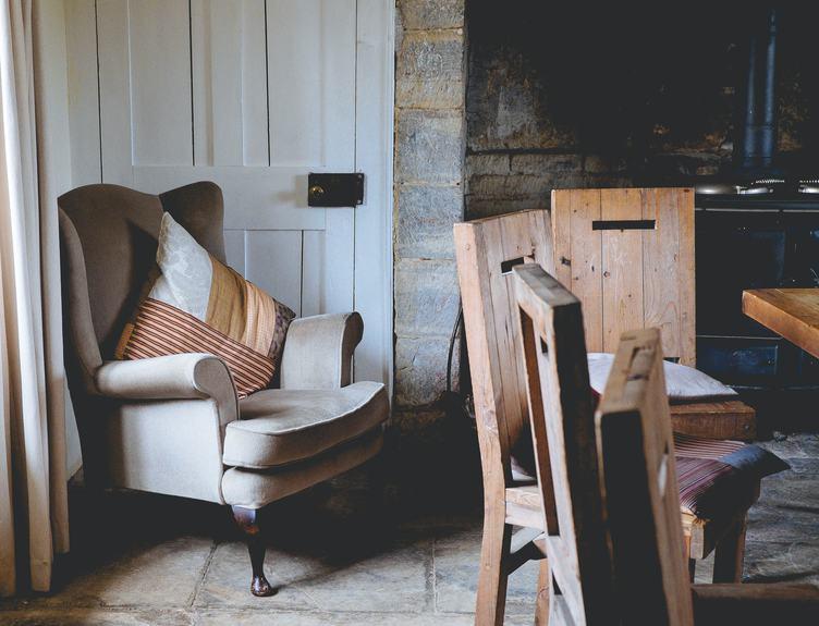 Cozy Rustic Room in a Farmhouse
