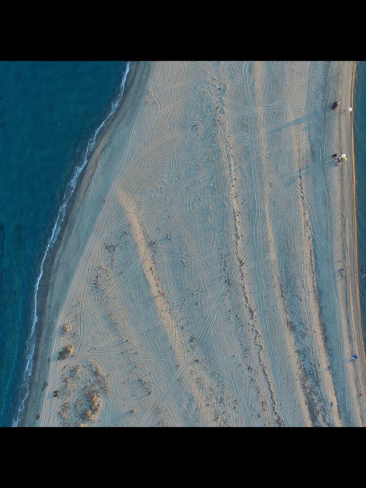 Shoreline Aerial View