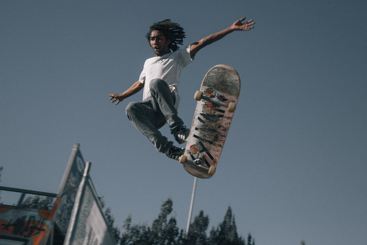Freedom is Power Skateboarding