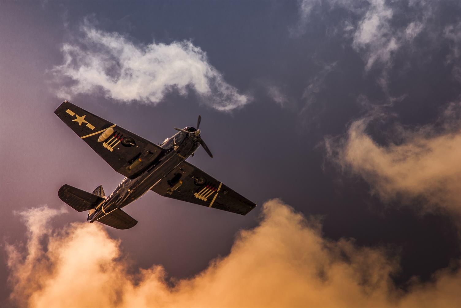 Vintage Aircraft Flight
