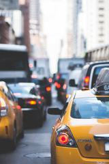 Traffic Jam in the NYC