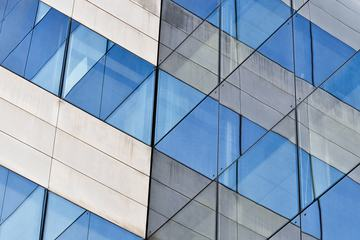Abstract Architectural Pattern with Windows