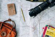 Travel Planning with Map and Camera