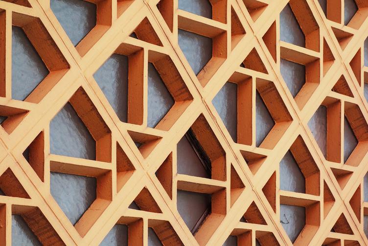 Facade Metal Structure