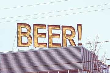 Beer Bar Neon Sign