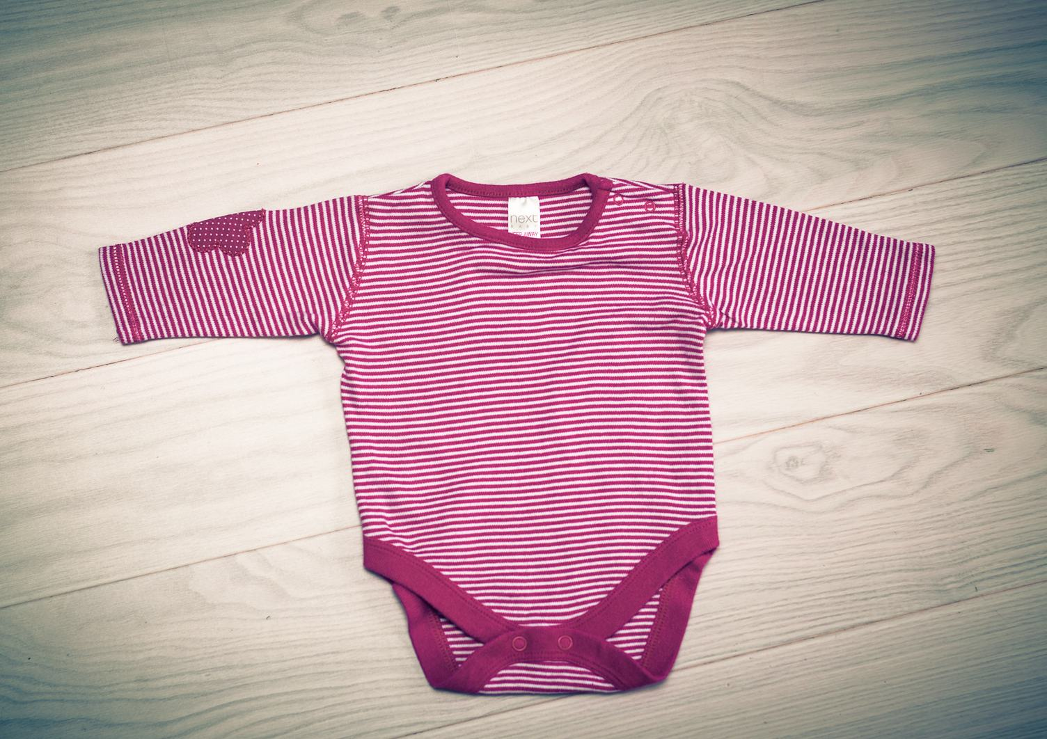 Baby Girl Clothes Baby Clothes Pink Stripes Body