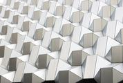 Abstract Architectural Wall Pattern