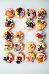Creative Idea for Dessert Beautiful, Healthy and Delicious
