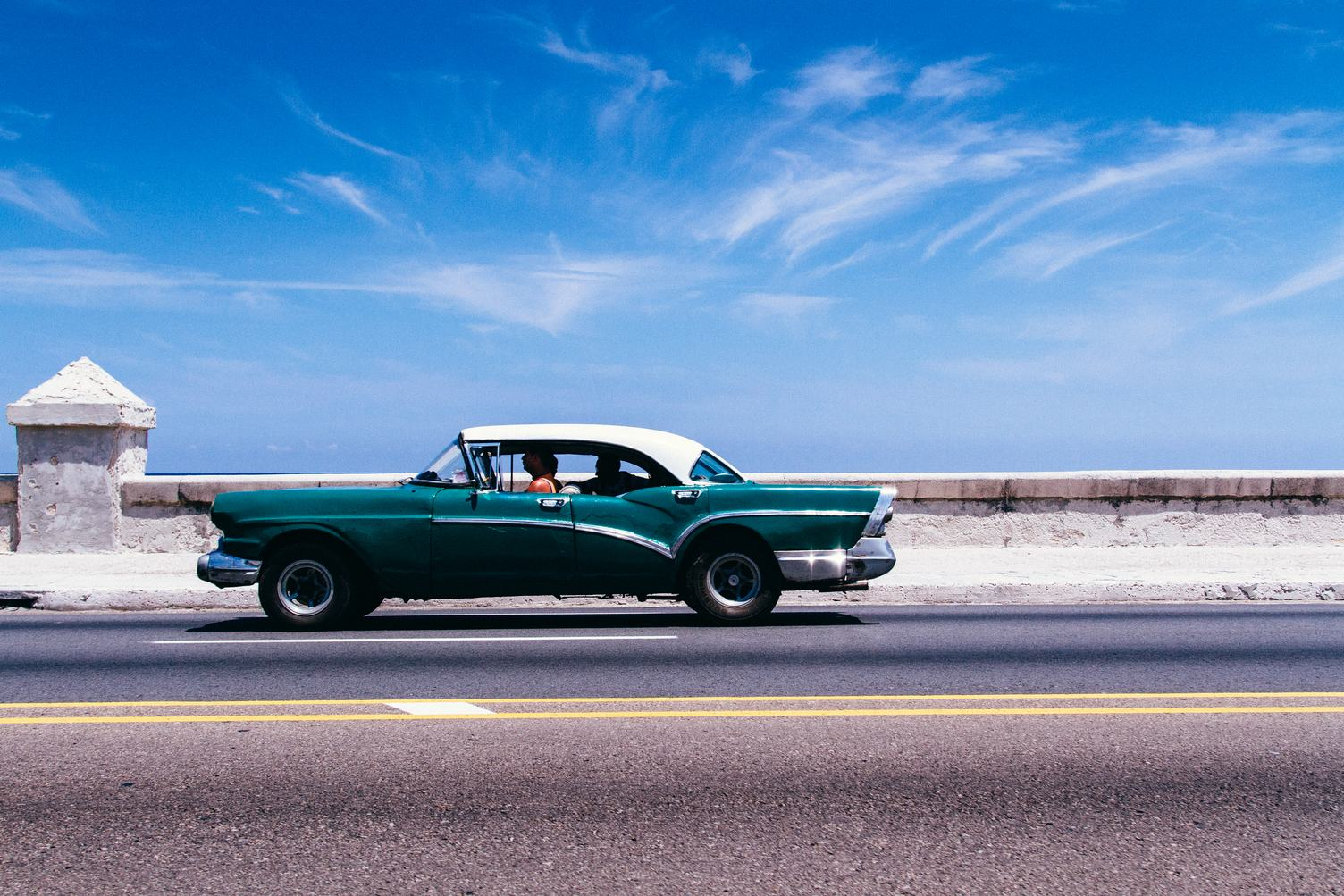 Vintage Classic American Car
