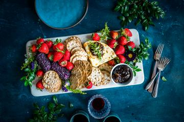 Delicious and Healthy Appetizer