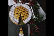 Lattice Cherry Pie Table Decoration