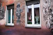 Little Insurgent Yard in Wroclaw