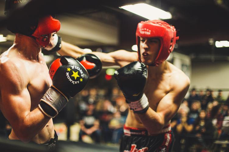 Box Match, Fight