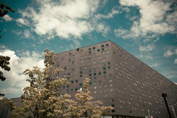 University Building Exterior