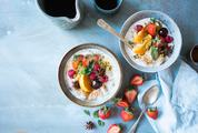 Delicious and Healthy Breakfast Grits Bowls