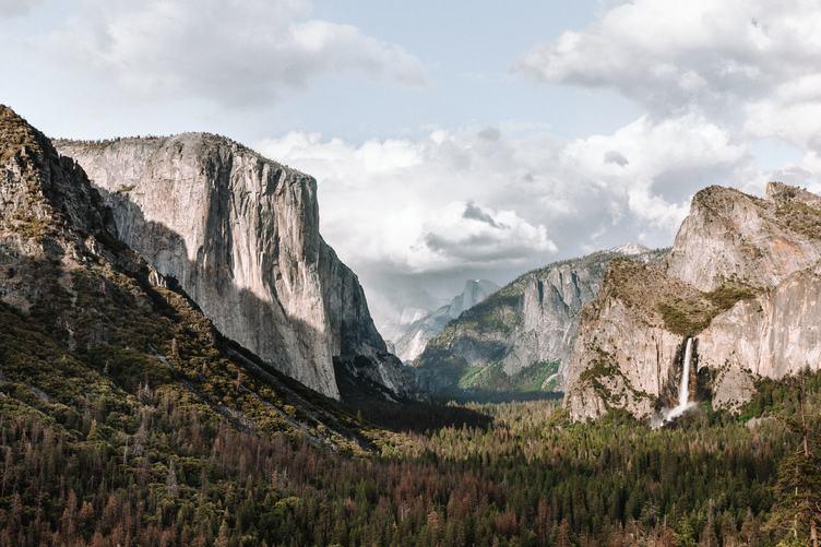 Yosemite Valley, US National Park
