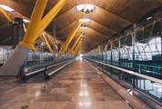 Terminal T4 Barajas Madrid Airport