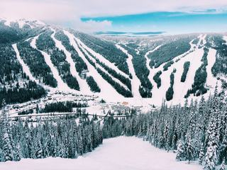 Canada's Alpine Village Sun Peaks Resort