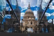 St Paul's Cathedral in the City of London