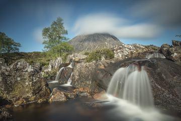 Waterfall, Glencoe, United Kingdom