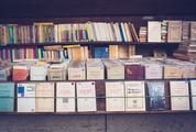 Bookseller's Box Outdoors