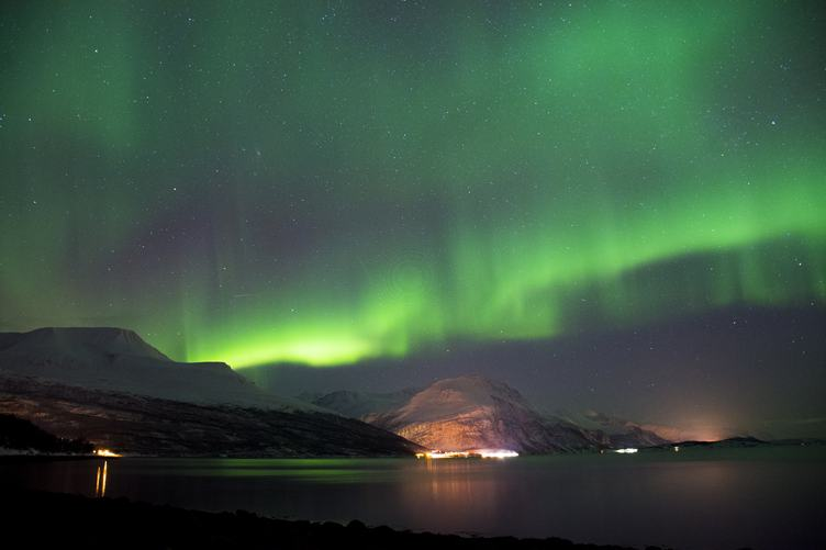 Aurora, Polar Lights in Norway