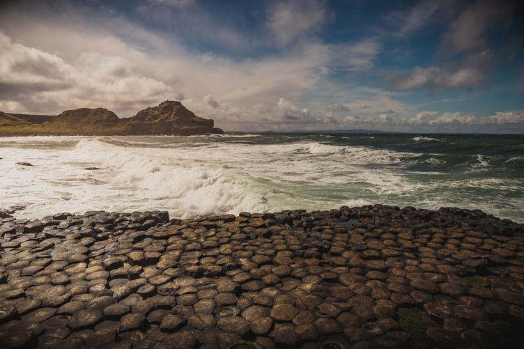 Giant's Causeway Unesco World Heritage Site