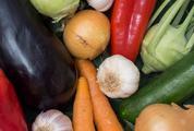 Vegetable Mix Closeup