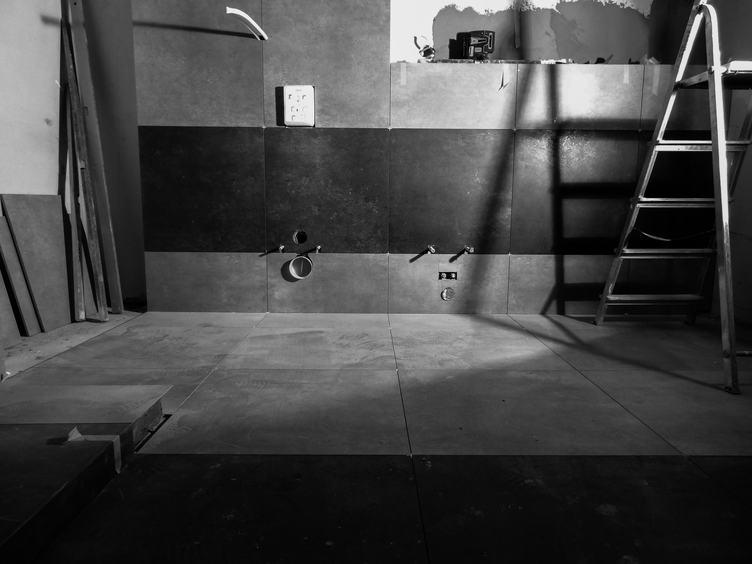 Bathroom Finishing Works
