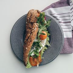 Healthy Homemade Sandwich