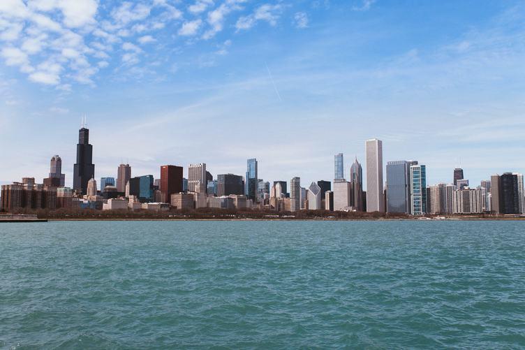 Skyline, Chicago, United States