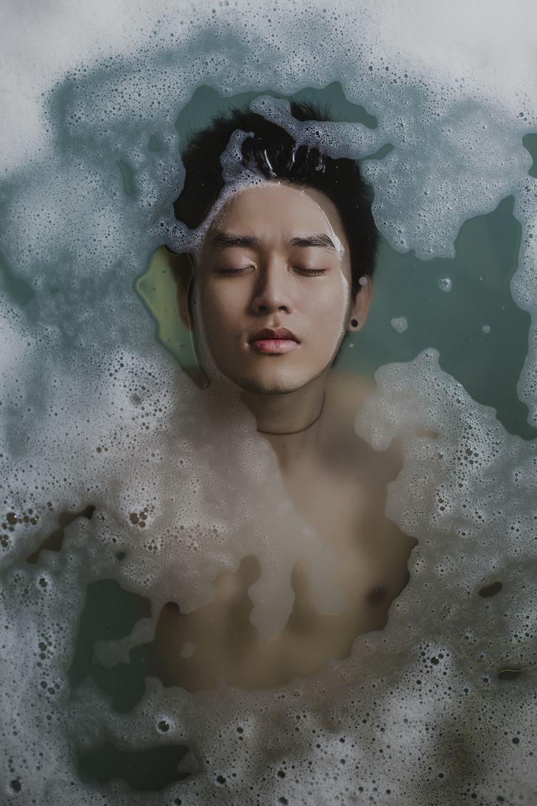 Man in the Bathtub