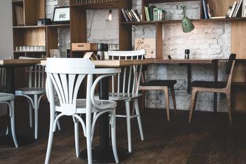 Modern Bistro Interior