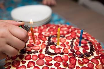 Leo's Third Birthday Cake