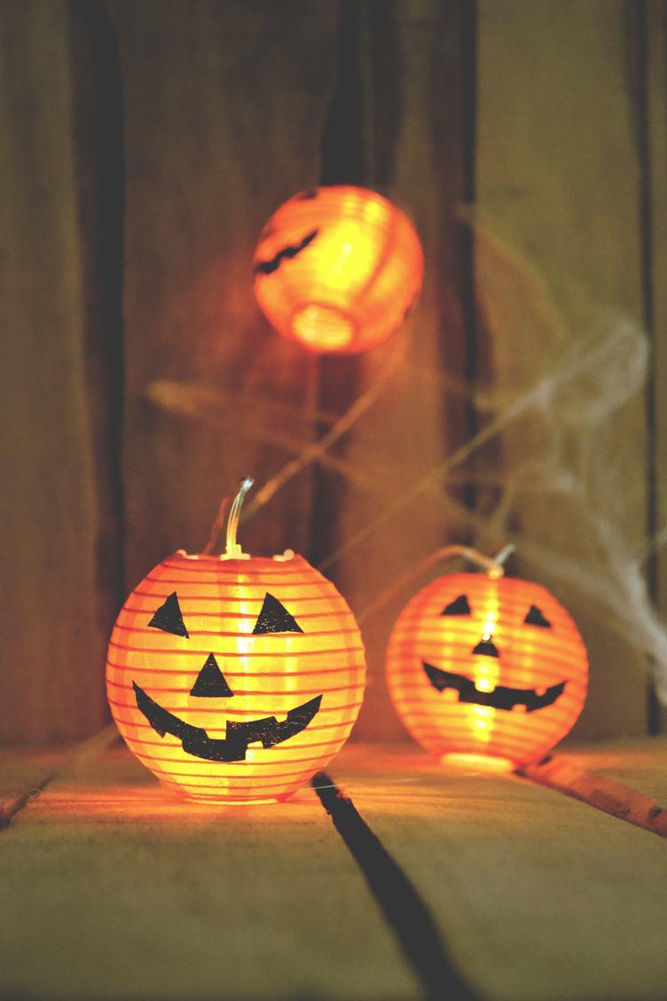 Halloween Decoration Pumpkin Lanterns