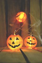 Halloween Decoration Pumpkin Lanterns