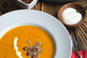 Cream Pumpkin Soup