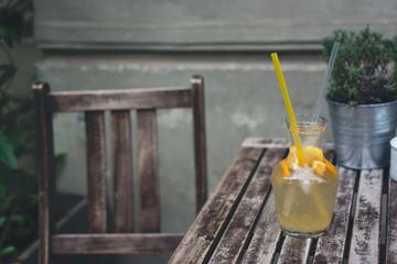 Orange Lemonade Outdoors