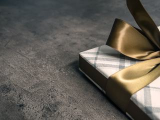 Gift Wrapped with a Golden Ribbon