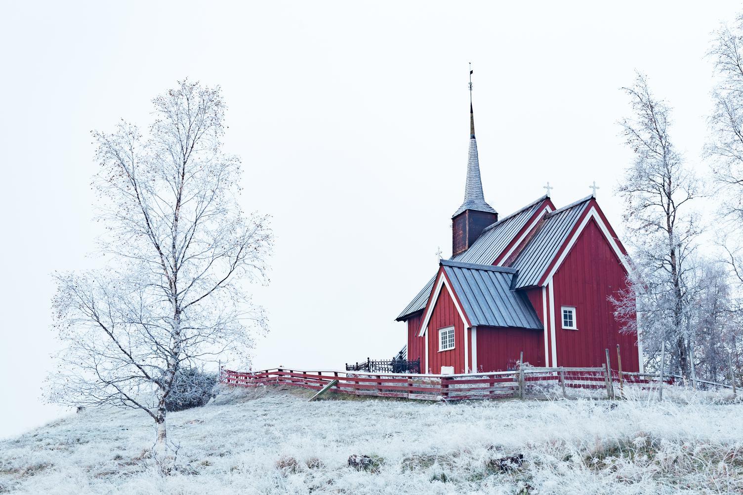 Small Rural Church