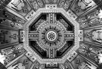 Interior View of the Dome