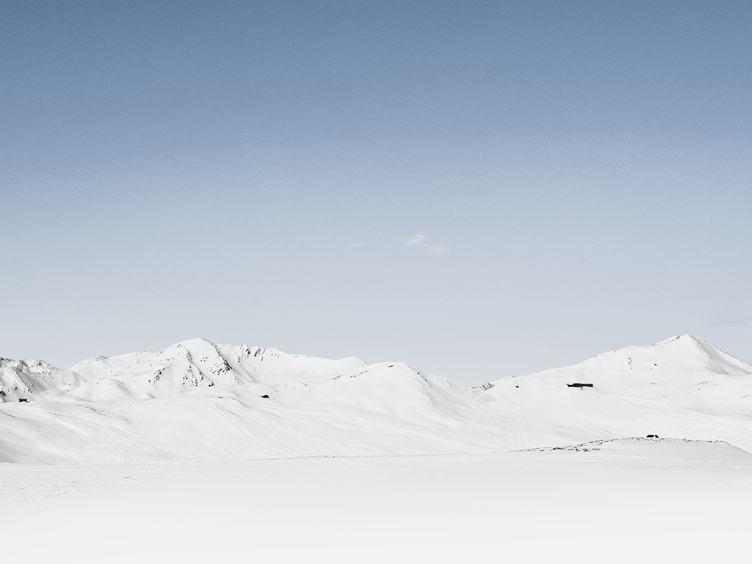 Stunning Winter Landscape, Wildkogel, Austria