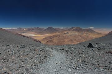 Desert Landscape of Atacama, Chile