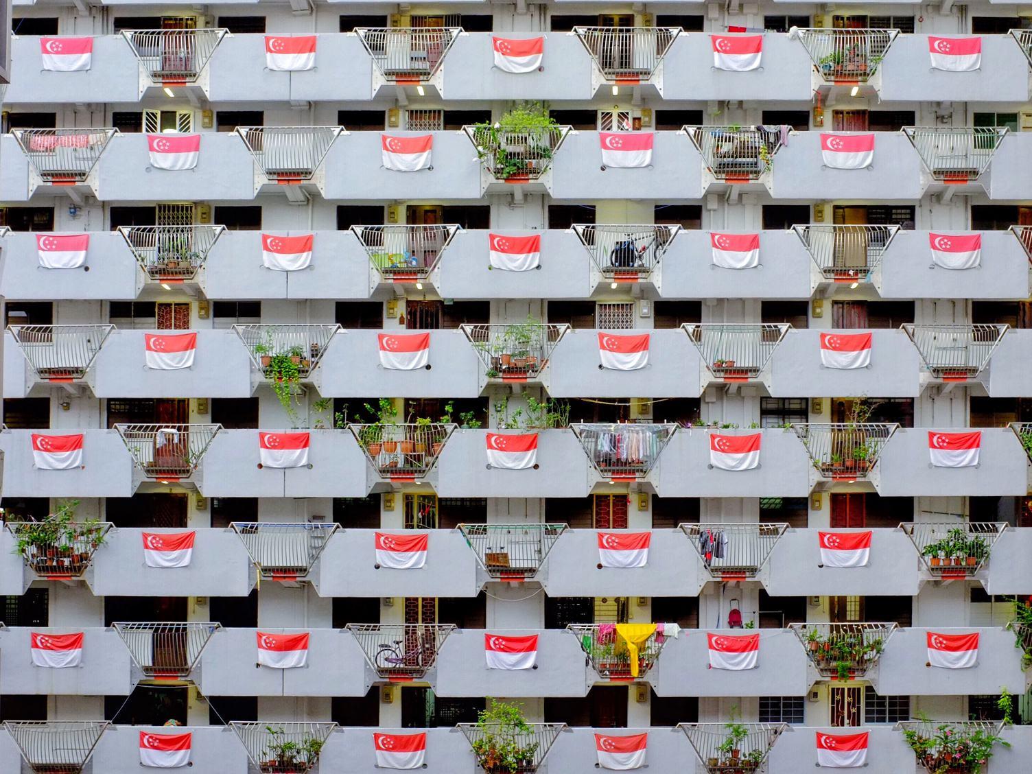 Selegie House in Singapore