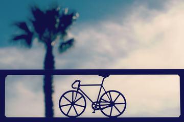 Metal Little Bike