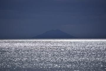 Sun Glitter Sea Landscape