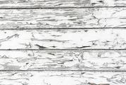 White Wooden Painted Planks