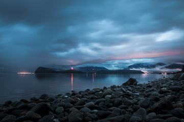 Just After Sunset, Juneau, United States