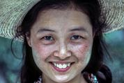 Portrait Asian Woman