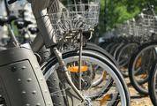 Bicycle Sharing System in Paris